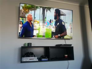 """Hisence 65"""" UHD 4k tv"""