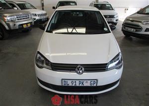2015 VW Cross Polo