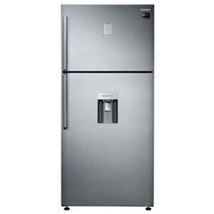 SAMSUNG-519ltr Top Freezer Fridge Metallic