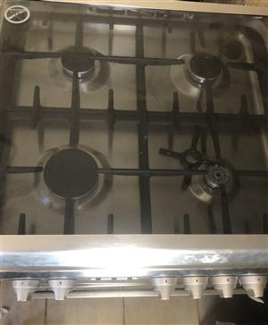 Urgent sale! Brand new gas stove