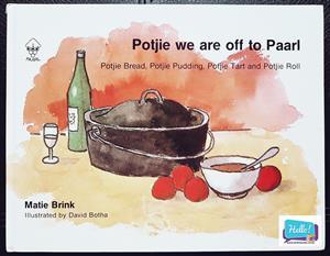 Matie Brink Potjie We Are off to Paarl