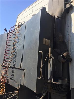 700L Reserve tank, Diesel
