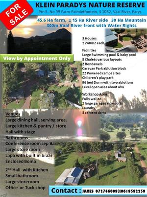 Huge Land/Property for sale for Professionals