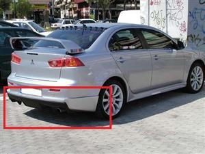 Mitsubishi Lancer Rear Bumper Spoiler