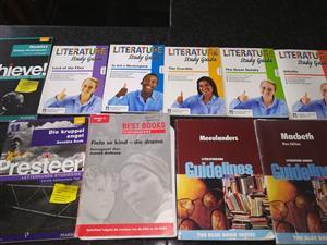 School Study Guides for sale  Pretoria - Pretoria North