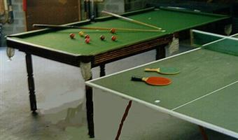¾ snooker /pool table