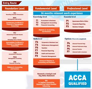 Institute of Financial Accounting and Business Strategies ACCA-2019