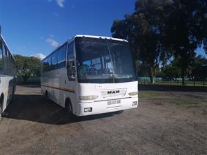 32 seater man bus