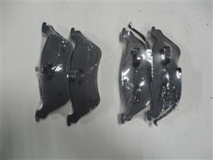 CHRYSLER VOYAGER BRAKE PADS