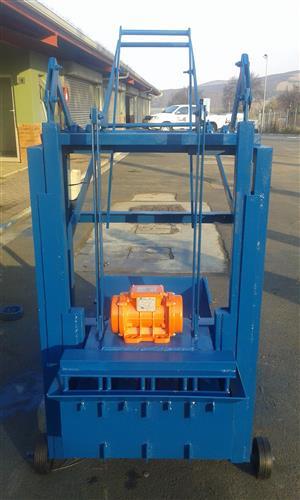 New block machines