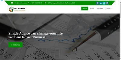 Small business, Start up Business - Website Package: Logo, Emails, Hosting and Domain