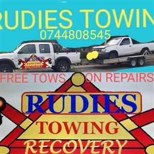 RUDIES TOWING 0744808545