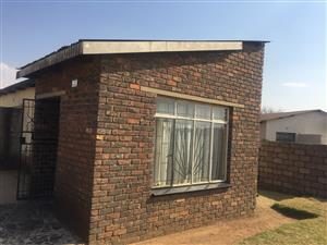 House for sale at Geleksdal in Tsakane