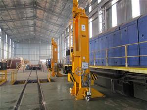 Yale 40 Ton Lifting Jacks - ON AUCTION