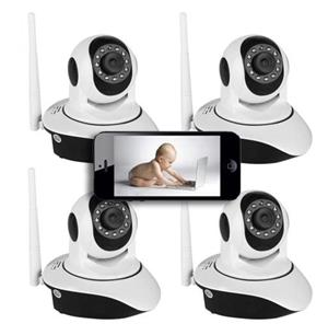 Spy Shop Black Friday Deal - 4 Pack Baby Monitors