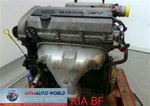 Imported used KIA SHUMA 1.5 DOHC 16V, BF engine Complete
