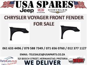 CHRYSLER VOYAGER FRONT FENDER  FOR SALE