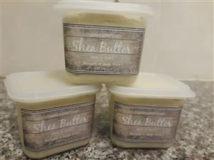 Organic African Black Soap & Unrefined Shea Butter