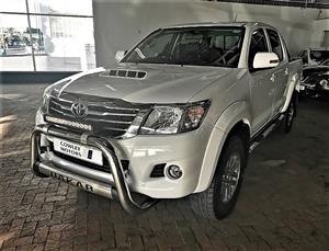 2014 Toyota Hilux 3.0D 4D Raider Dakar edition