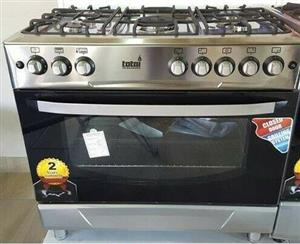 Totai 5 burner 90cm gas stoves with Electric oven at FANTASTIC price AND FREE DELIVERY IN SA!!!