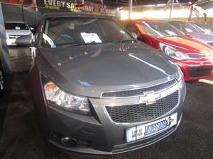 2014 Chevrolet Cruze sedan 2.0D LT