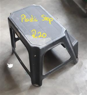 Plastic step for sale
