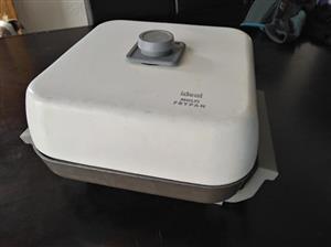 Ideal fry pan