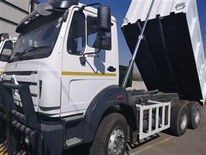 POWERSTAR 2628 - 10cube Tipper For Sale