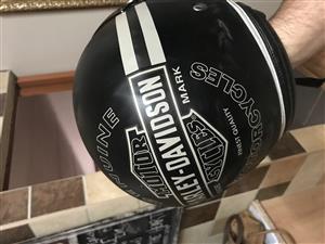 Harley Davidson Helmet x 3