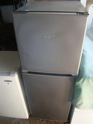 KIC 216L Silver Fridge/Freezer