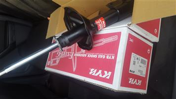 Mitshubisi lanzer front shocks for sale for R1500 for both