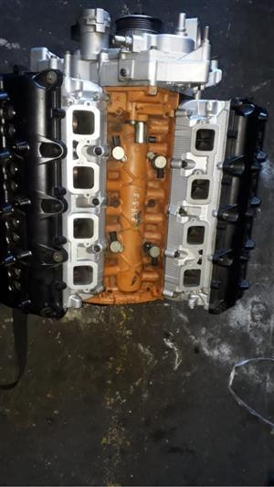 Srt8 Jeep engine