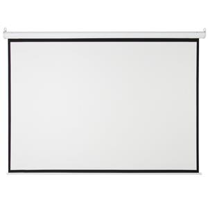 "IronClad 120"" Pull Down 4:3 Projector Screen - (244 x 183)"