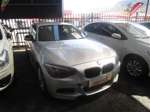 2014 BMW 1 Series 118i 3 door