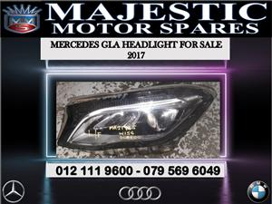 Mercedes benz used GLA spares for sale