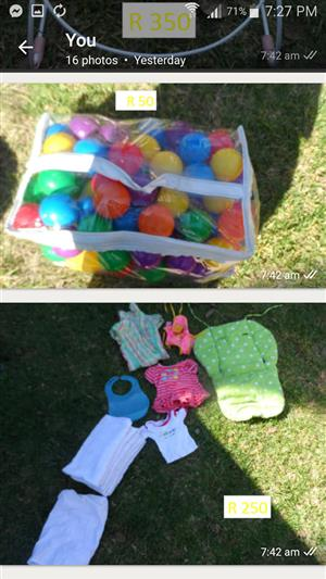 Colored play balls for sale
