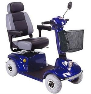 MR WHEELCHAIR SUPREME HS 580 - 4 WHEELS