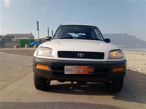 1997 Toyota Rav4 RAV4 2.2D 4D GX