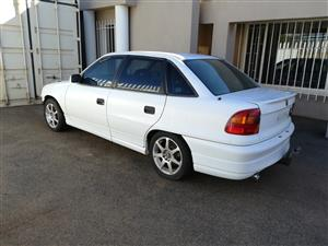 1995 Opel Astra OPC