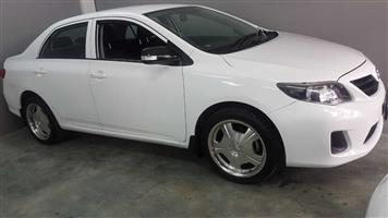 2013 Toyota Corolla 1.6 Advanced
