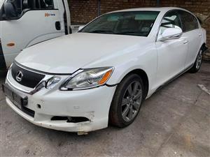 LEXUS GS300 STRIPPING FOR SPARES