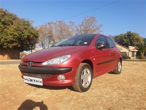 2006 Peugeot 206 1.6 XT Premium