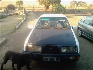 1984 Ford Sierra