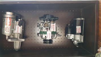 Kia K2700 Starter Recon