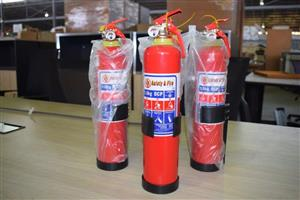 3 Fire extinguishers for sale