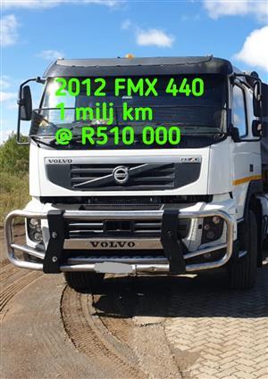 2012 FMX 440