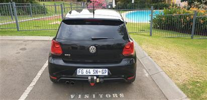 2011 VW Polo GTI auto