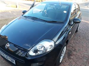 2013 Fiat Punto 1.4 Pop