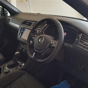 VW Tiguan Allspace TIGUAN ALLSPACE 2.0 TSI C/LINE 4MOT DSG(132KW)