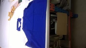 Golf and T-shirts for sale